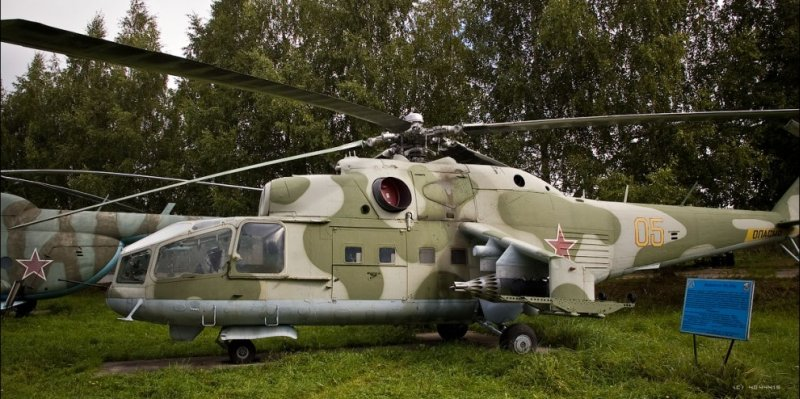 Russian helicopters 16