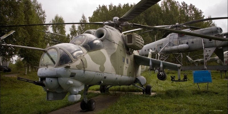 Russian helicopters 18