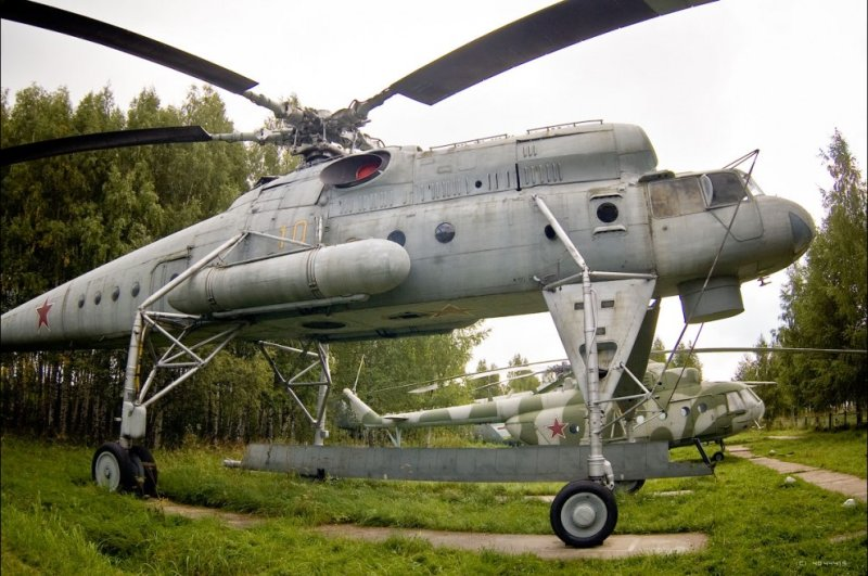 Russian helicopters 24