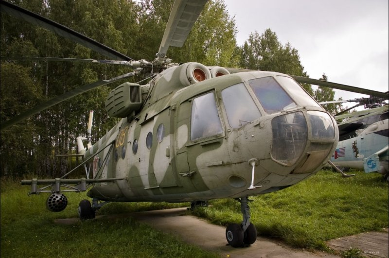 Russian helicopters 25