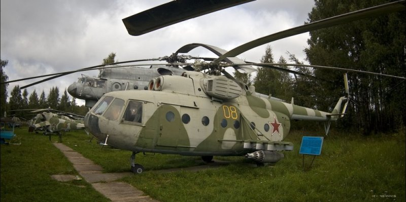 Russian helicopters 28