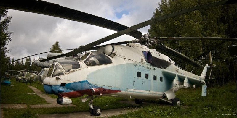 Russian helicopters 29