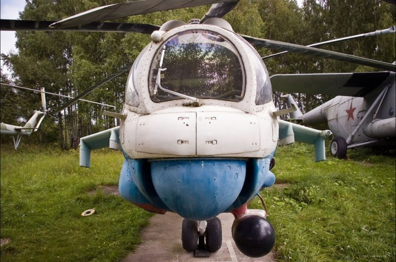 Russian helicopters 30