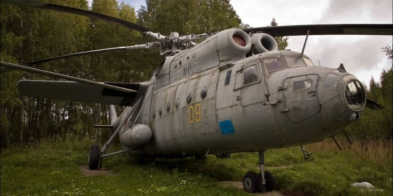 Russian helicopters 31