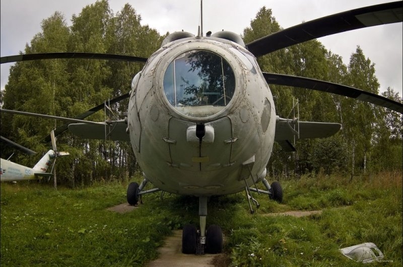 Russian helicopters 34