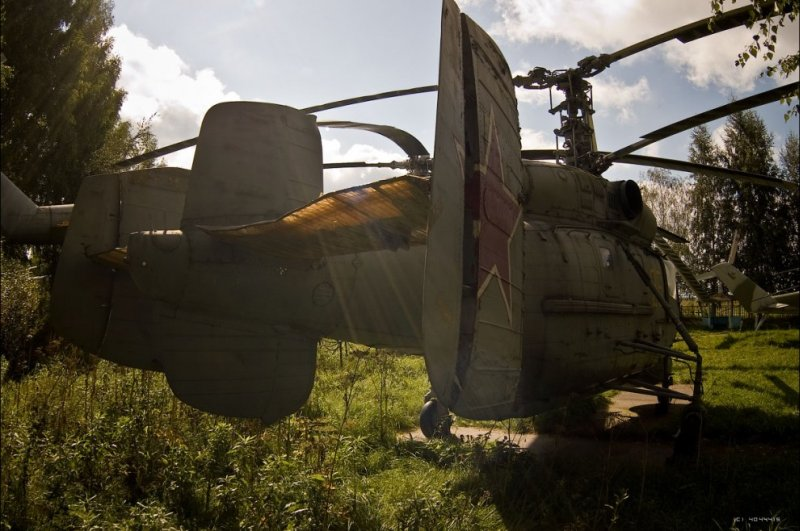 Russian helicopters 35