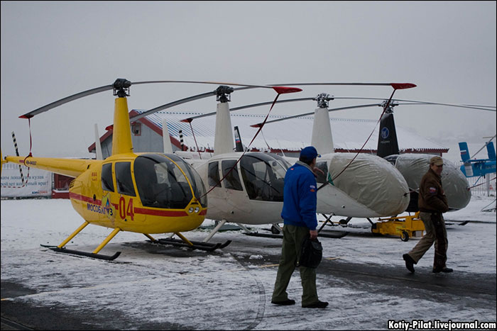 helicopters in Russia 1