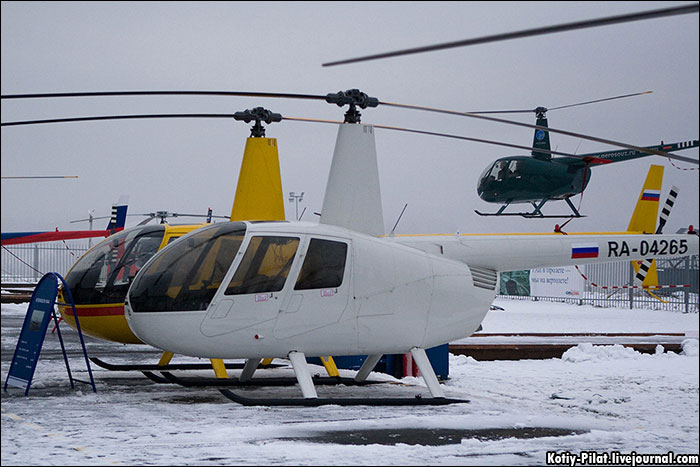 helicopters in Russia 10