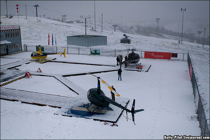 helicopters in Russia 12