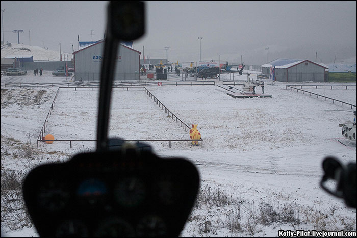 helicopters in Russia 26