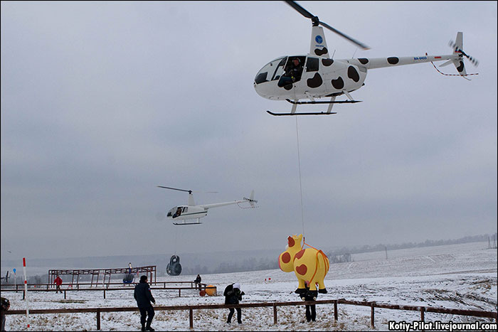 helicopters in Russia 34