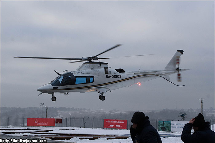 helicopters in Russia 37