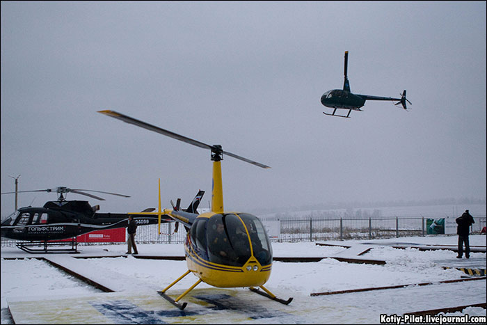 helicopters in Russia 4