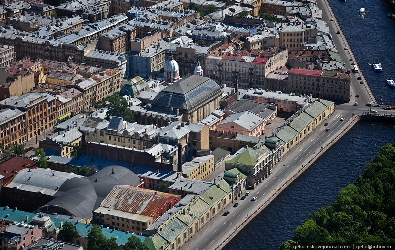 Helicopter Tour Over St. Petersburg 25
