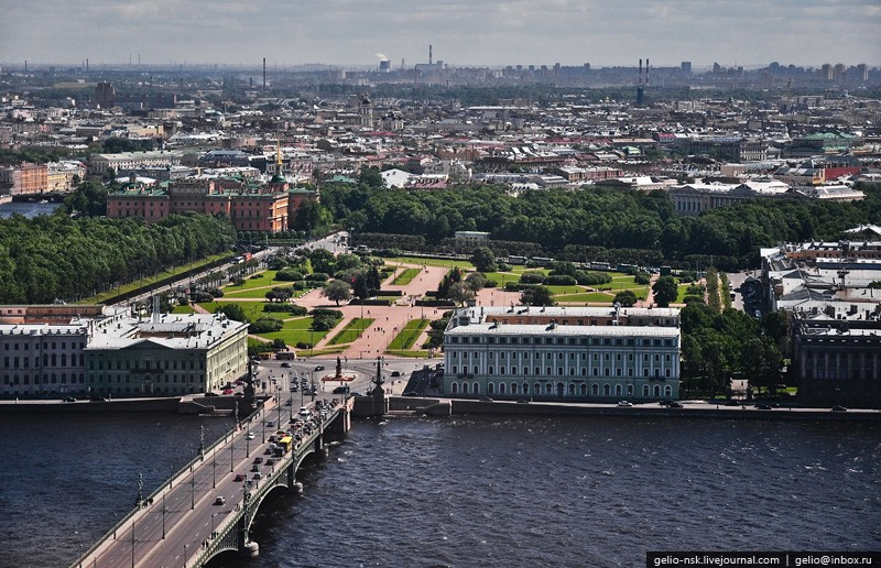 Helicopter Tour Over St. Petersburg 26