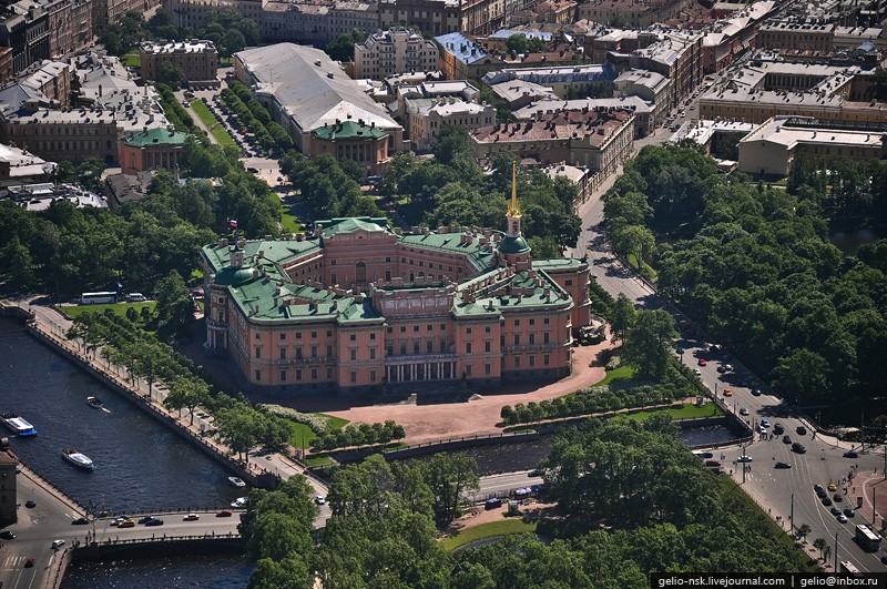 Helicopter Tour Over St. Petersburg 29