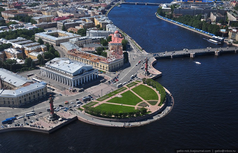 Helicopter Tour Over St. Petersburg 3