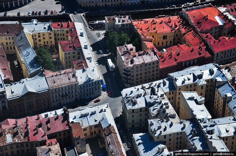 Helicopter Tour Over St. Petersburg 31