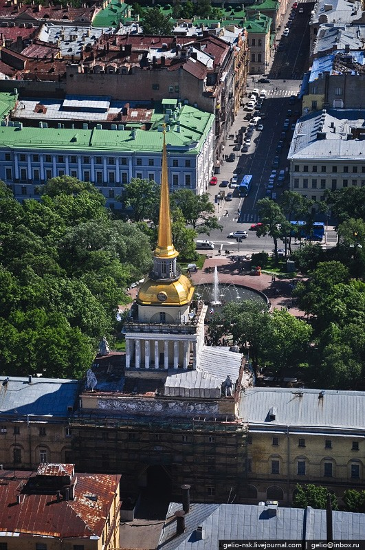 Helicopter Tour Over St. Petersburg 33