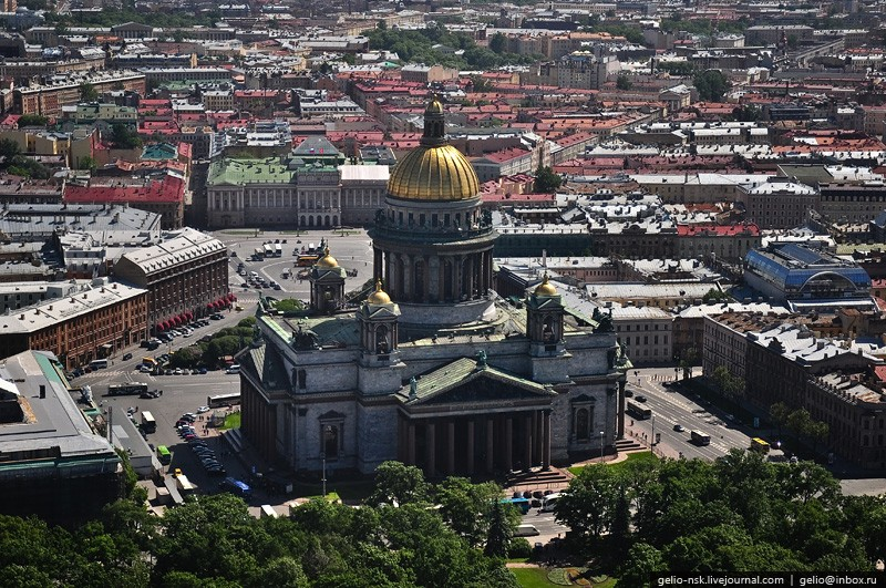 Helicopter Tour Over St. Petersburg 34