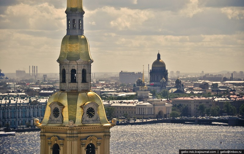 Helicopter Tour Over St. Petersburg 44