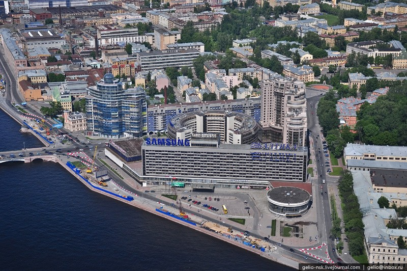 Helicopter Tour Over St. Petersburg 45