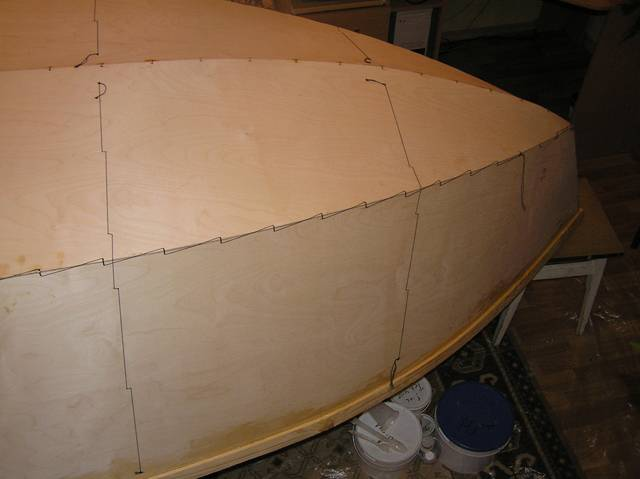 home-made boat 11