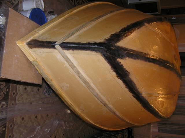 home-made boat 14