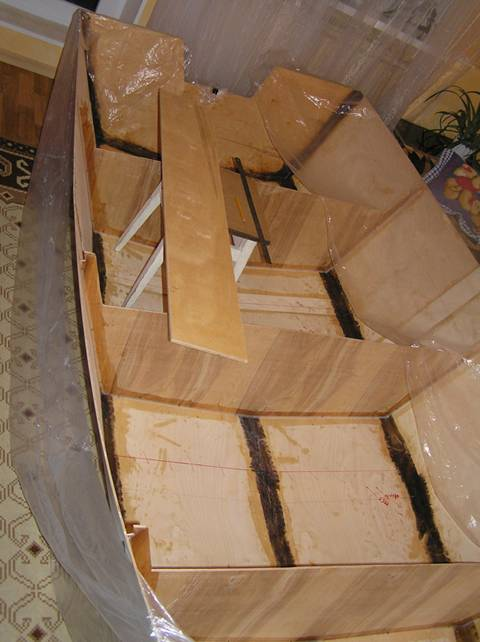 home-made boat 7