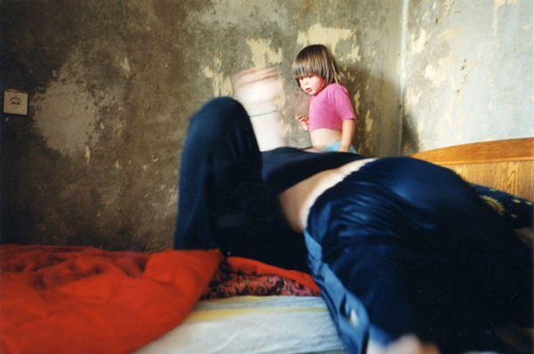 homeless kids in St. Petersburg 2