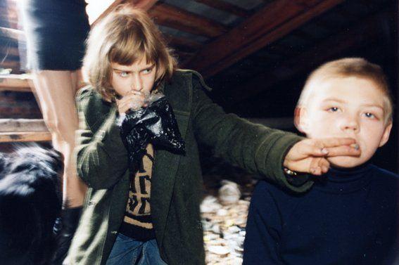 homeless kids in St. Petersburg 3