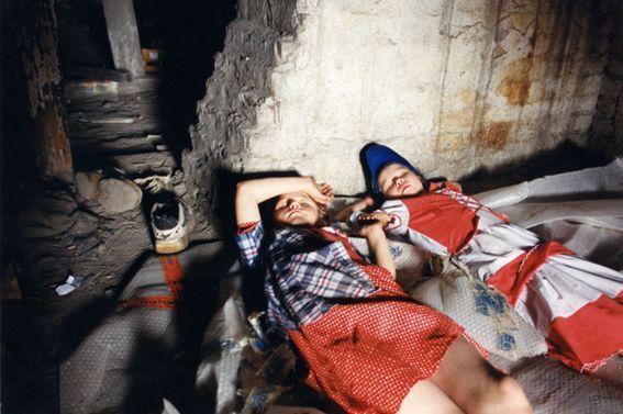 homeless kids in St. Petersburg 7