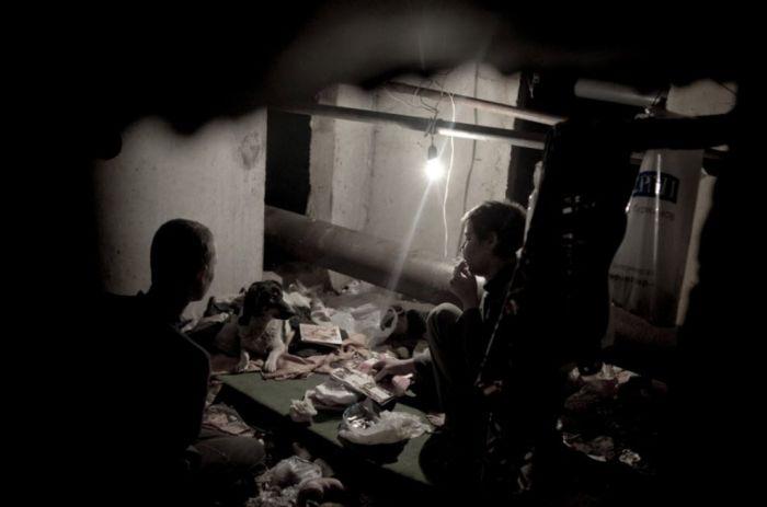 Homeless Odessa 1