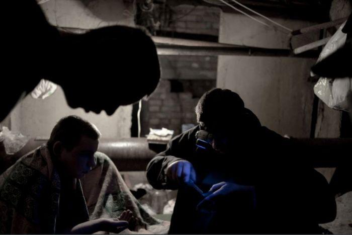 Homeless Odessa 27