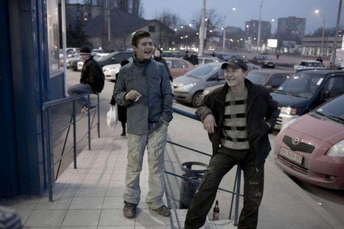 Homeless Odessa 30