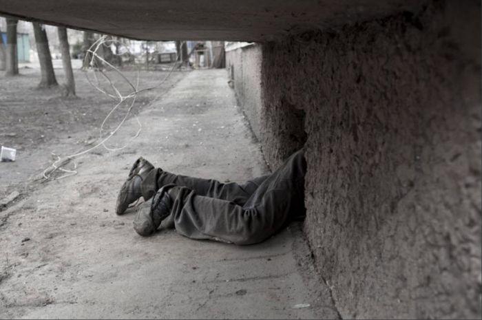 Homeless Odessa 7