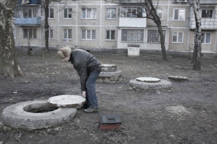 Homeless Odessa 8