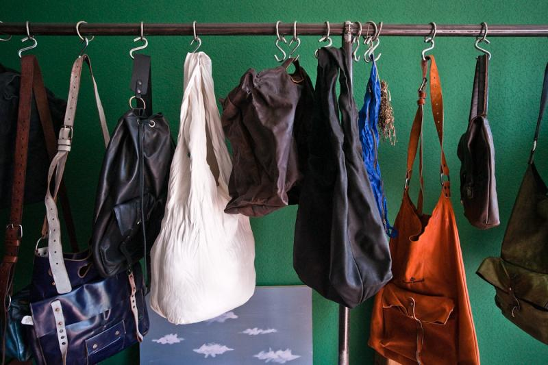 Homemade Leather Bags 19
