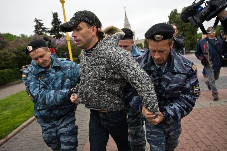Russian homo 8