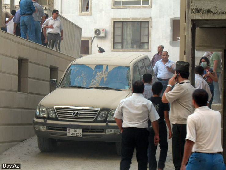 house collapsed in Azerbajan 10