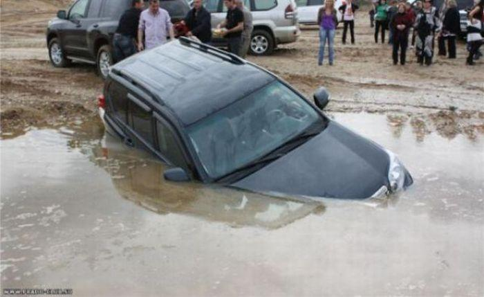 News From Russian Roads - Part 12