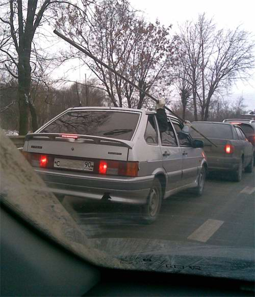 russian hunt