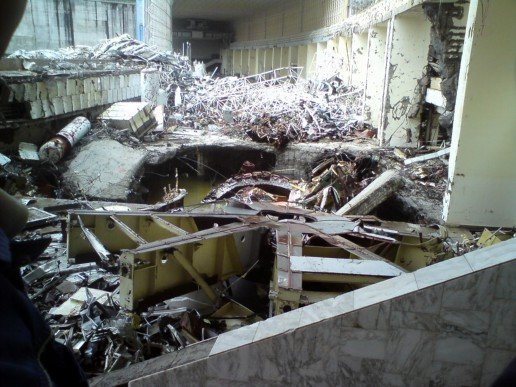 Russian Electic Hydro Power Plant Explosion 5