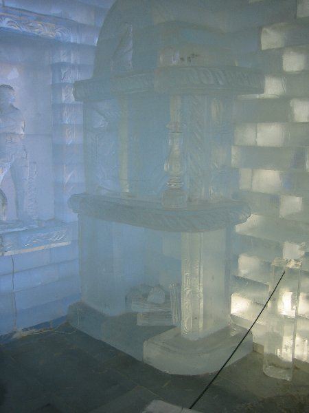 An ice palace in St. Petersburg 18