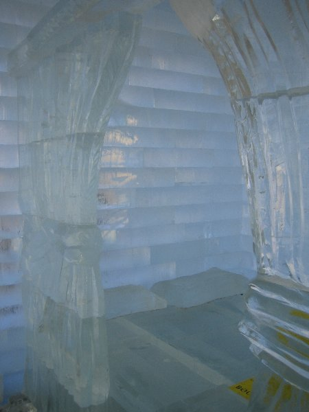 An ice palace in St. Petersburg 19