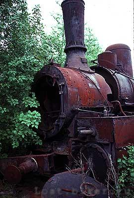 Igarka Salehard abandoned railway in Russia 12