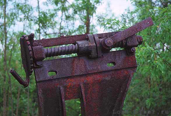 Igarka Salehard abandoned railway in Russia 13
