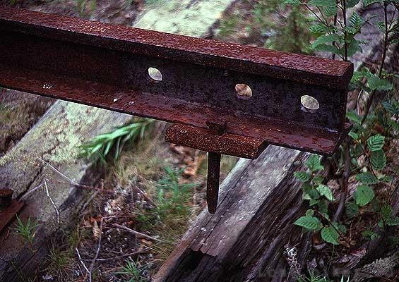 Igarka Salehard abandoned railway in Russia 18