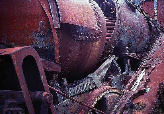 Igarka Salehard abandoned railway in Russia 20