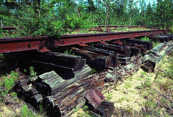 Igarka Salehard abandoned railway in Russia 21